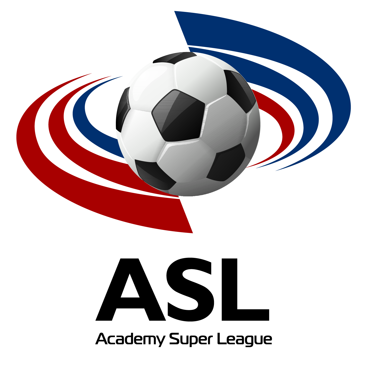 Academy Soccer League Logo